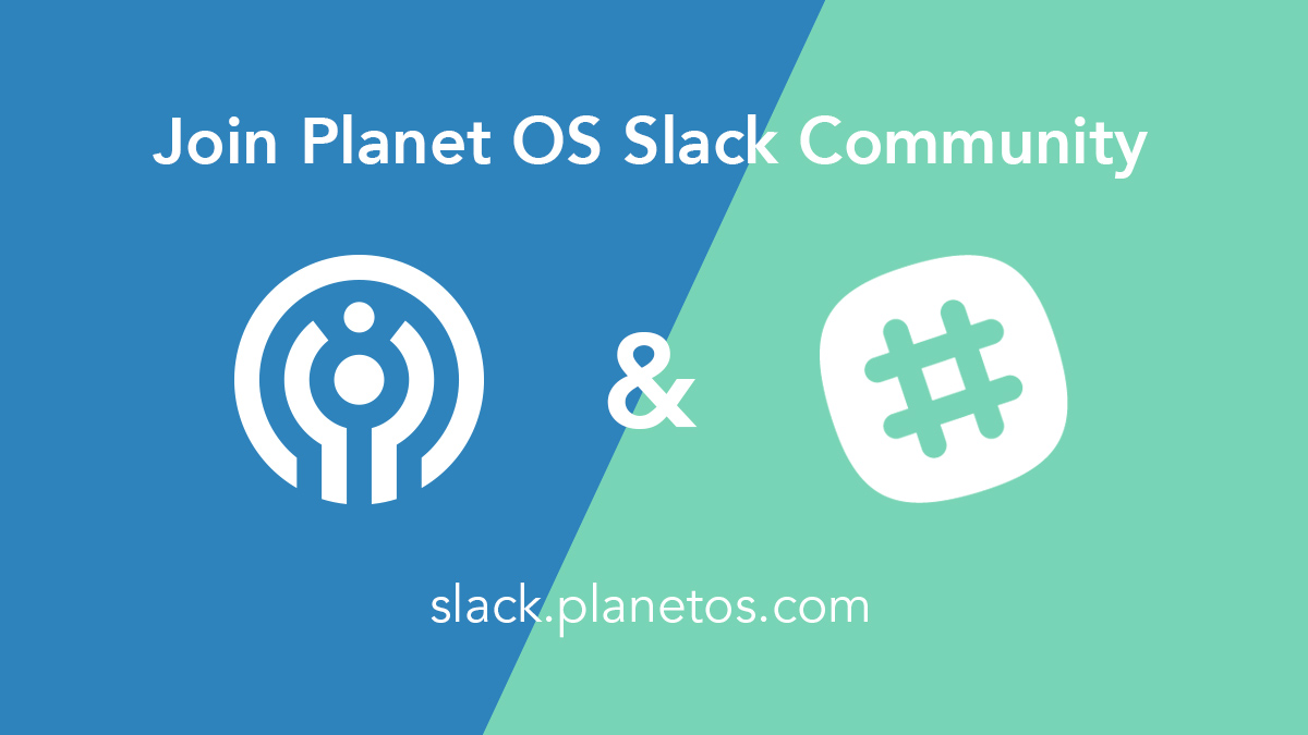 PlanetOS Slack Community